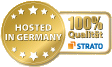 100 % Qualität - hosted in Germany
